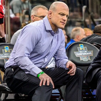 Intermat Wrestling Sanderson Named Intermat Coach Of The