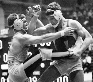 Image result for dan gable iowa state