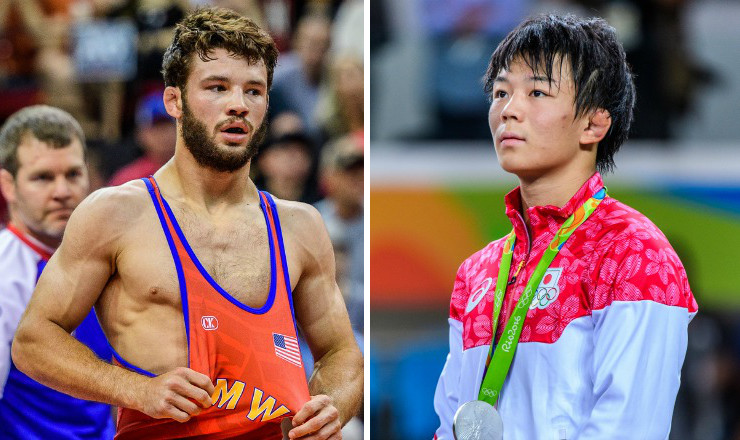 InterMat Wrestling - Gilman issues statement on references to Higuchi