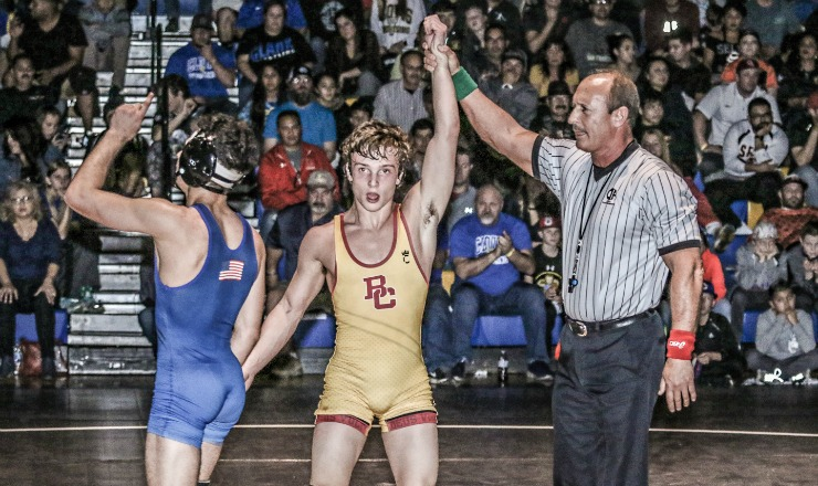 Intermat Wrestling Top High School Programs Set To