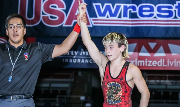 Intermat Wrestling Fargo Quarters Set In Cadet
