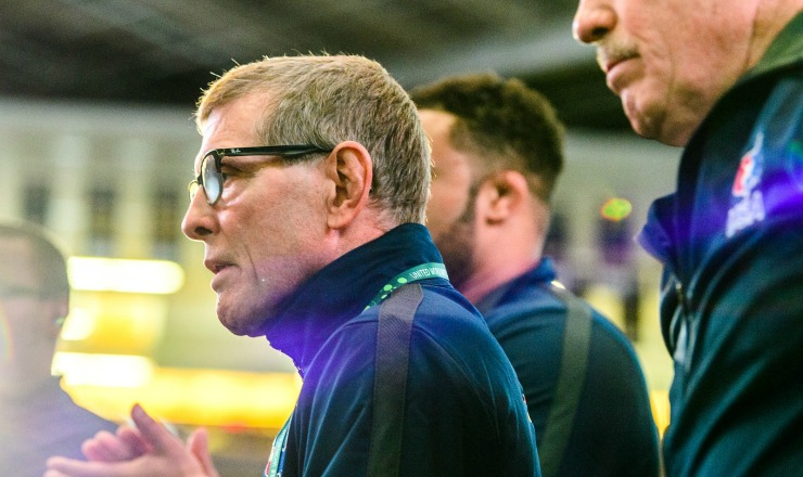 InterMat Wrestling - Mike Duroe made this world a better place