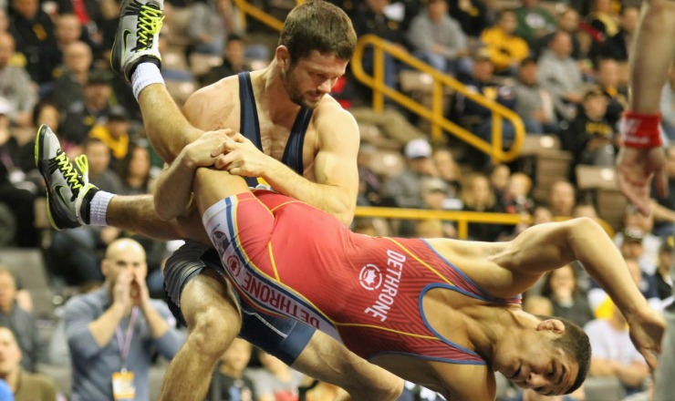 Intermat Wrestling Somar Shootout With Top California U S Wrestlers Set For Oct 15 At Mt