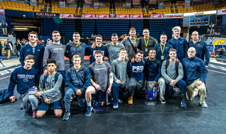 Image result for 2019 southern scuffle psu pic