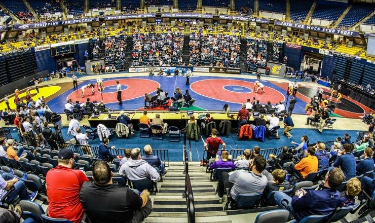 Intermat Wrestling Field Announced For 2018 Southern Scuffle