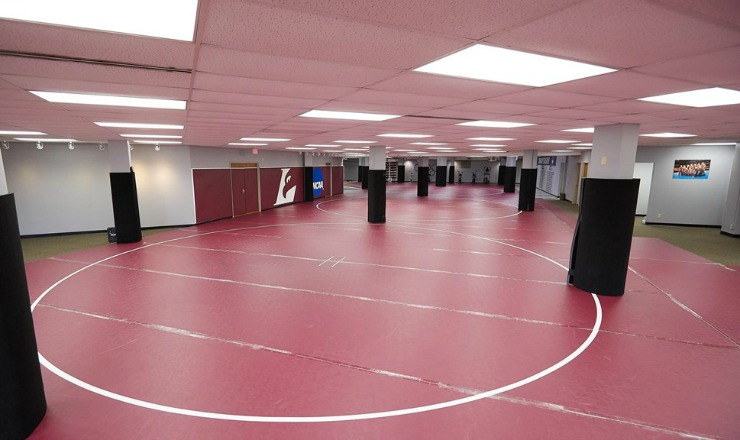 Intermat Wrestling New Wrestling Room For Uw La Crosse