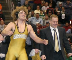 InterMat Wrestling - One-on-One with Brian Smith
