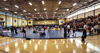 InterMat JJ Classic set for Oct. 22 in Rochester, Minn.