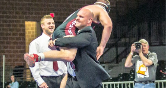 Fired North Idaho College wrestling coach files tort claim against school