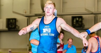 Top high school senior wrestlers in Kansas