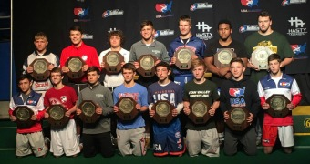 McKee wins fifth Fargo title, Lamont wins fourth as Junior Greco champs crowned