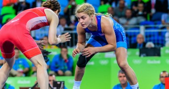 Maroulis to compete in Beat the Streets Benefit in Times Square