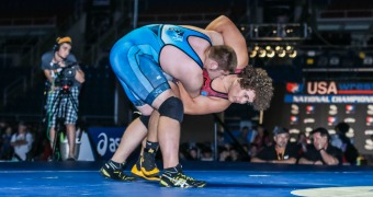 Fargo champion Trenary registers for InterMat JJ Classic at heavyweight