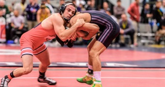 Ohio State leads in Las Vegas after a 5-for-5 quarterfinal round