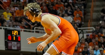 Pre-seeds announced for Big 12 Championships