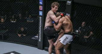 Askren holds onto ONE Championship title