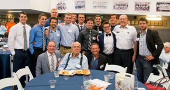 Colorado School of Mines dedicates Jack Hancock Wrestling Center
