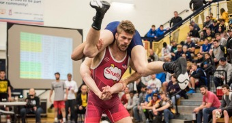Ness brothers, Gilman, Mason take gold at Last Chance Qualifier