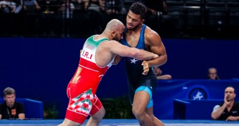 USA Greco team falls short of medal matches on Day 1 of Worlds