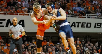 Pre-seeds released for Big Ten Championships