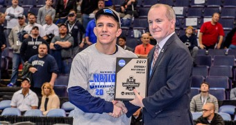 Retherford, Goergen, Lefever earn Most Dominant Wrestler awards
