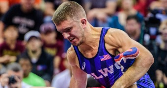 How have wrestlers coming off college seasons fared at Worlds?
