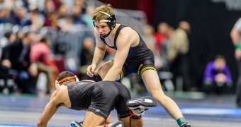 Iowa's Lee nails AWN's The Hammer award