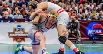 Best NCAA quarterfinal matchup in every weight class