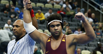 Minnesota wrestlers Steveson, Martinez released from jail without charges, investigation continues