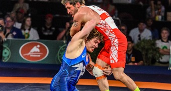 Oklahoma State champ Dieringer signs with Nike Wrestling