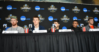 Pre-NCAA Championships Press Conference