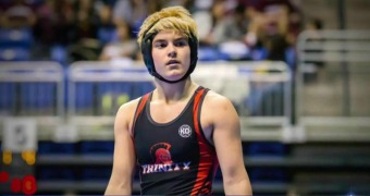 Transgender wrestler Beggs must wrestle as boy at USA Wrestling events