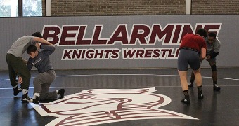 Bellarmine wrestling moving from NCAA Division II to Division I