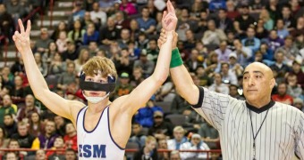 Super 32 champion Busiello commits to Penn State for 2019 class