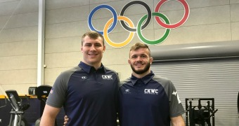 Beazley, Coon join Cliff Keen Wrestling Club to continue international careers