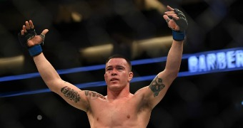Covington gains unanimous decision at UFC Fight Night 111