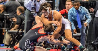 Cruz named EIWA Wrestler of the Year
