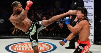 Caldwell suffers 'shocking' first pro loss at Bellator 159