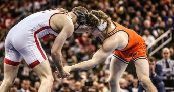 Dieringer nominated for Best Male College Athlete ESPY