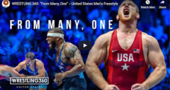 WRESTLING 360: 'From Many, One'