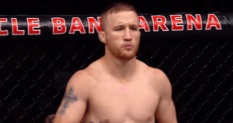 Gaethje delivers first-round TKO at UFC Fight Night 158