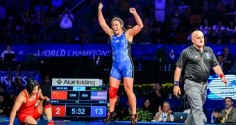 Vote now for Gray, Burroughs for Team USA's Best of September Awards