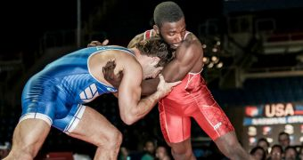 Green sweeps Marable to make U.S. World Team