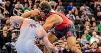Gantt, Gwiazdowski to continue training at Wolfpack Olympic RTC