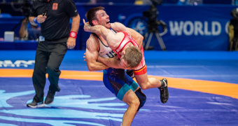 Hafizov, Smith, Coon eliminated early at Worlds