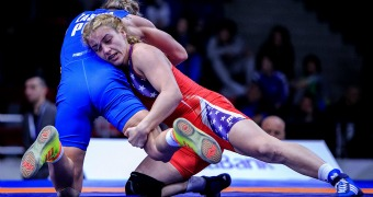 Maroulis, Vorobieva rule over women's events at Golden Grand Prix Final