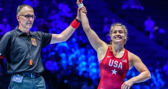 Maroulis, Stock, Ragan to represent Team USA women at Beat the Streets