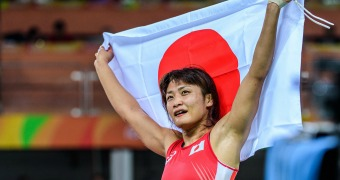 Japan sweeps Olympic gold Wednesday, Icho wins fourth title