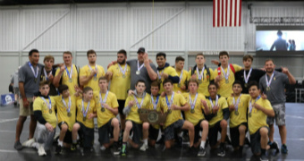 Illinois wins third Greco-Roman Junior National Duals title in a row