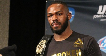 Ex-UFC champ Jones sentenced in hit-and-run accident
